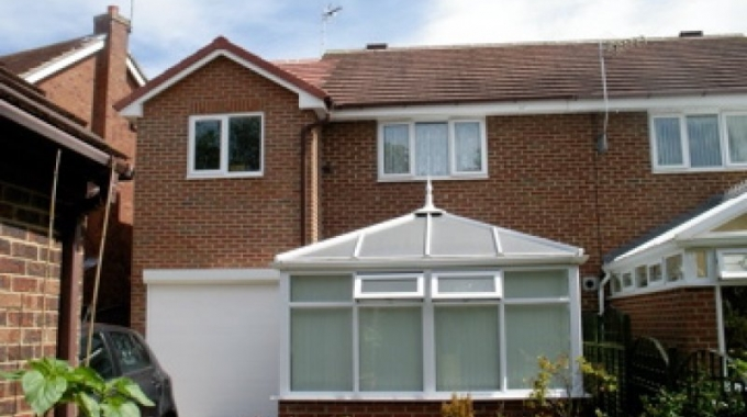 Hillsway Close, Home Extension