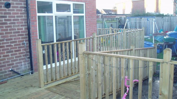 Joiner Hull Decking