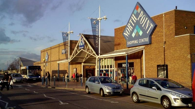 North Point Shopping Centre Hull