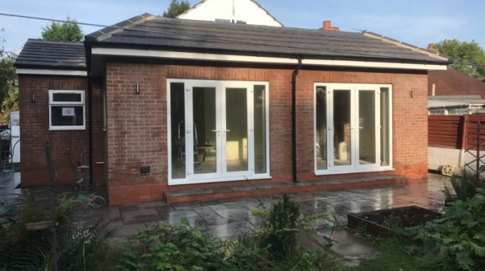 Dunswell Home Extension & Exterior Makeover