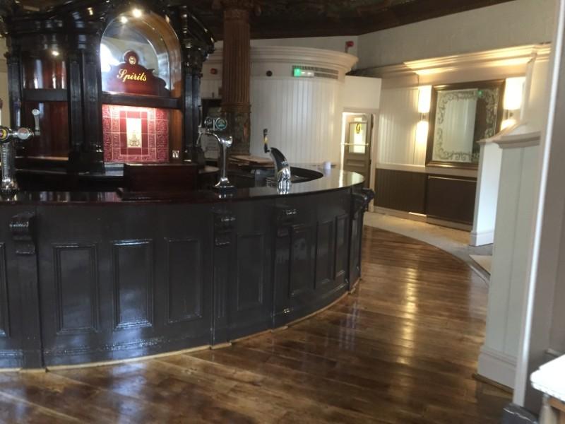 Dram Shop Hull Pub Builders