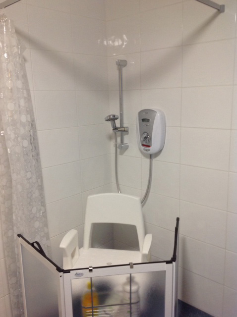 washroom shower conversion Kingston upon hull East Yorkshire